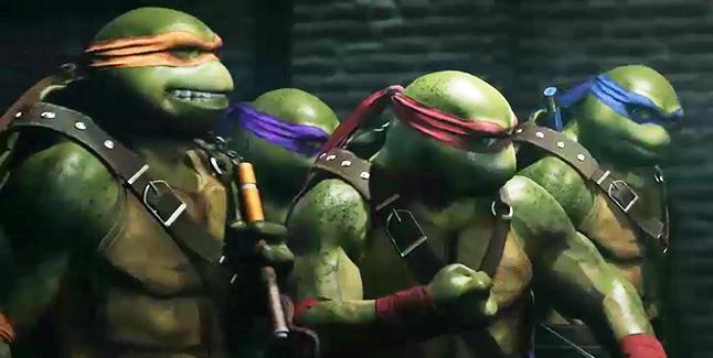 Injustice Teenage Mutant Ninja Turtles Banner