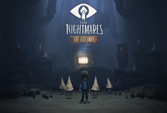 Little Nightmares DLC The Hideaway Key Art