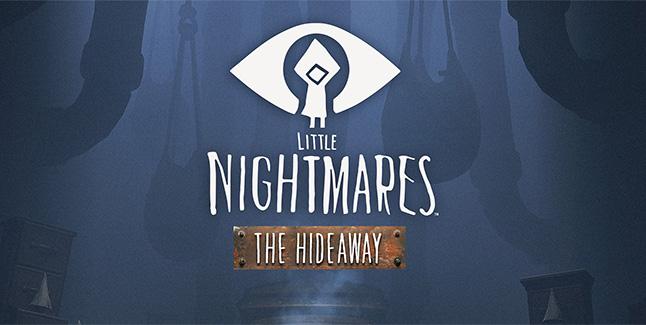 Little Nightmares DLC The Hideaway Logo