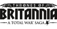 Total War Saga Thrones of Britannia Logo