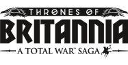 Total War Saga Thrones of Britannia Logo