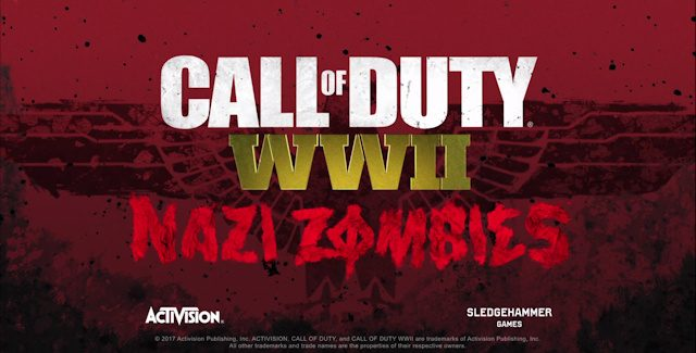 Call of Duty WW2 Zombies Easter Eggs
