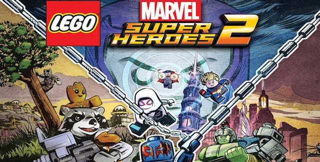 Lego Marvel Superheroes 2 Collectibles