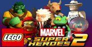 Lego Marvel Superheroes 2 Unlockable Characters