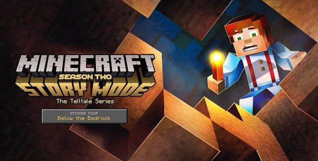 Minecraft: Story Mode - Season 2 Episode 4 Release Date