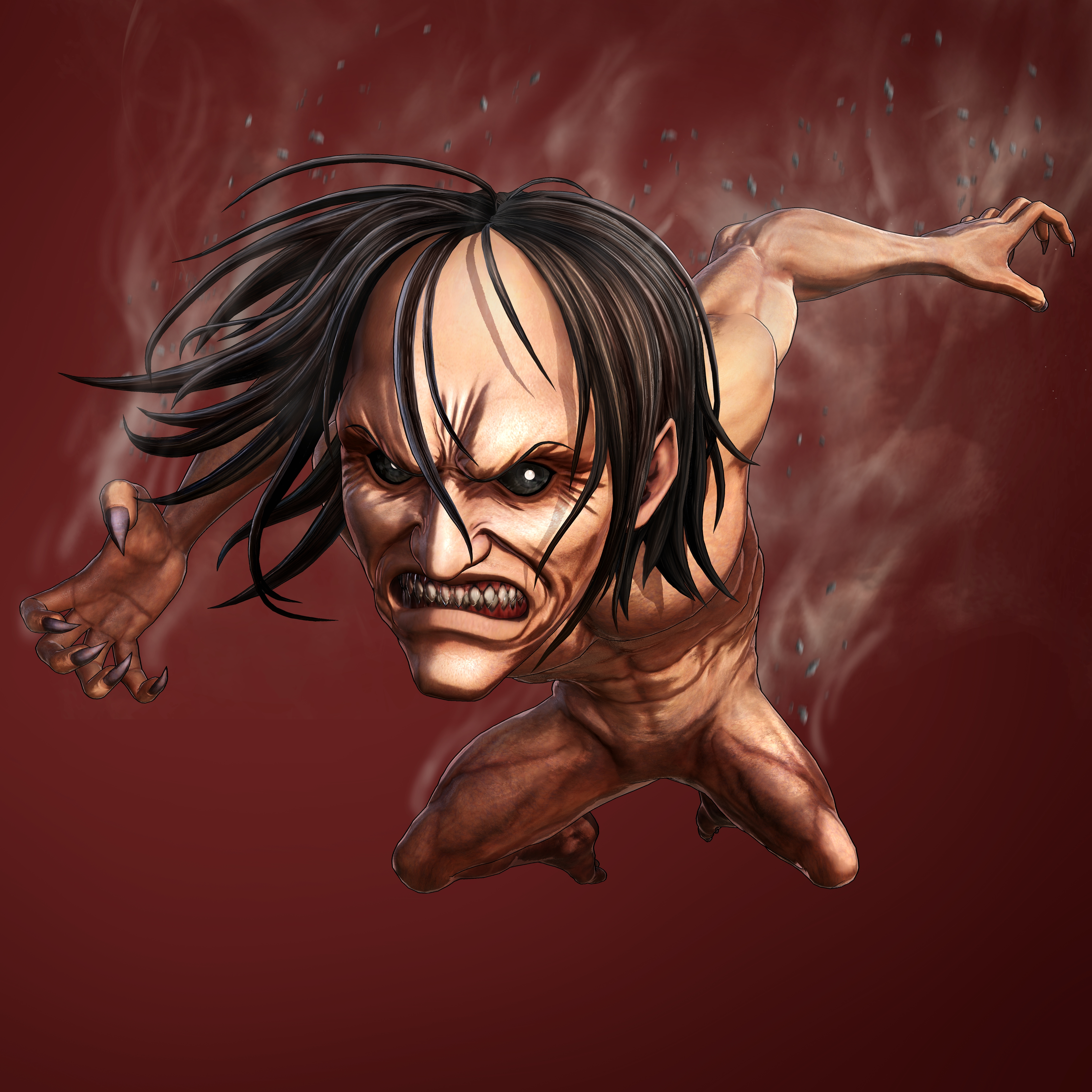 Attack on Titan 2 Mystery Titan render
