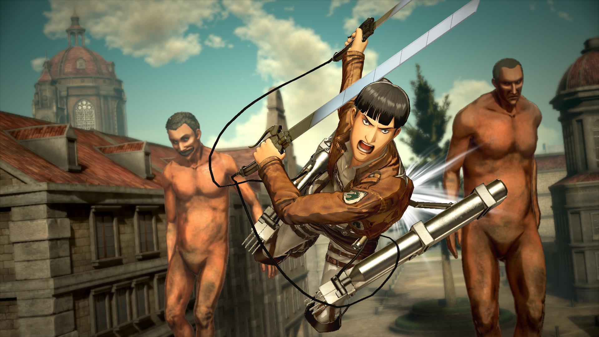 Attack on Titan 2 Screen 8