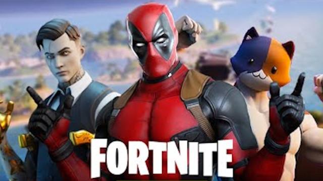 Deadpool Fortnite Gameplay Fortnite Chapter 2 Season 2 Week 6 Deadpool Challenges Guide Video Games Blogger