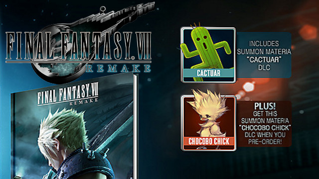 Final Fantasy Vii Remake Cheats Video Games Blogger