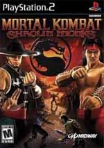 PS2 Mortal Kombat: Shaolin Monks