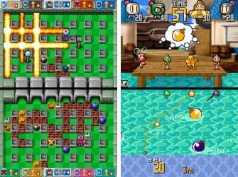 Bomberman Land Touch screenshots