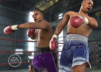 Fight Night Round 3 on PS3