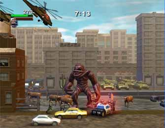 Rampage Total Destruction Announced For Wii Video Games Blogger