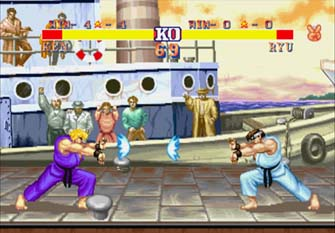 Street Fighter Ii Hyper Fighting Patch Fix Video Games Blogger