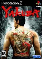 Yakuza boxart