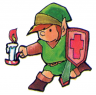 Link Uses Candle