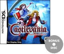 Castlevania Portrait of Ruin with Bonus CD