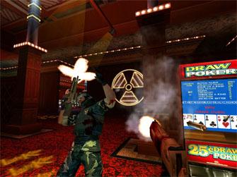 Duke Nukem Forever screenshot 1