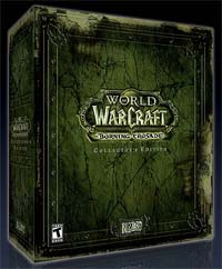 World of Warcraft: Burning Crusade Collector\'s Edition