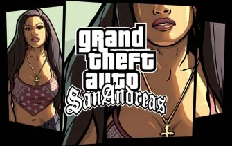 Grand Theft Auto San Andreas logo