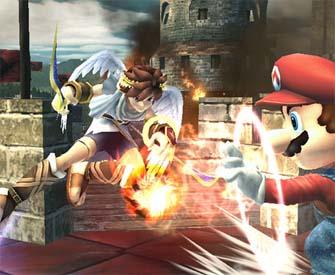 Super Smash Bros Brawl Wii screenshot