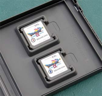 Dragon Quest IX Dual-Cartridge DS game