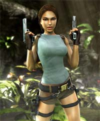 Tomb Raider: Anniversary new Lara Croft