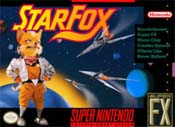 Star Fox for SNES