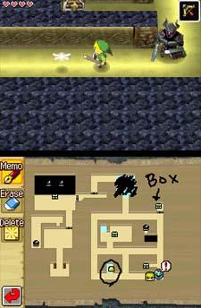 Zelda Phantom Hourglass screenshot
