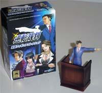 Capcom Phoenix Wright: Ace Attorney 3 prize
