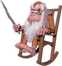 Cranky Kong