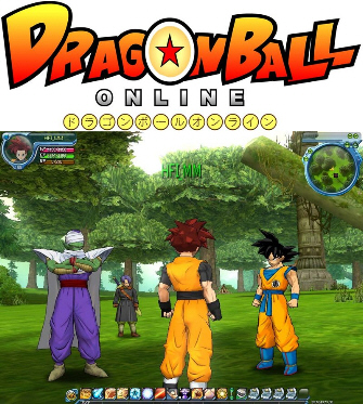 Dragon Ball Online Piccolo Trunks Goku screenshot