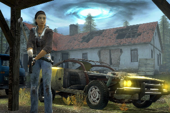 Half-Life 2: Episode 2 screenshot