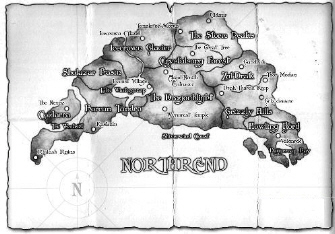 World of Warcraft Northrend map