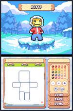 Drawn to Life DS screenshot