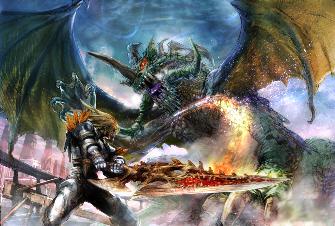 Soul Calibur Legends art