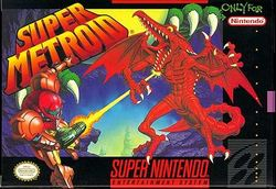 Get Super Metroid for the SNES