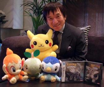 Tsunekazu Ishihara is the Father of Pokemon