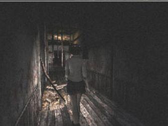 Fatal Frame 1 Screenshot Hallway (PS2 & Xbox)