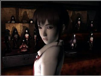 Fatal Frame 1 Screenshot - Miku Doll