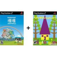 2-Game Combo: Katamari Damacy & We Love Katamari for PS2