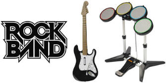Pre-order the Rock Band Bundle for Xbox 360