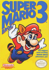 Super Mario Bros. 3 for NES