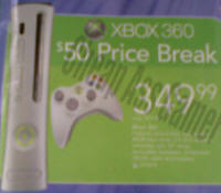 Xbox 360 price drop at ToysRUs