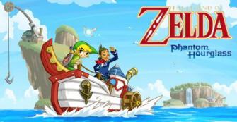 Zelda Phantom Hourglass Link