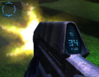 Assault Rifle - Halo 1: Combat Evolved Weapon Xbox