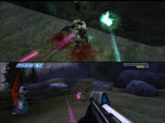 Co-op - Halo 1: Combat Evolved screenshot Xbox