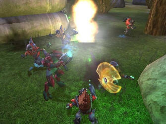 Covenant Forces - Halo 1: Combat Evolved screenshot Xbox
