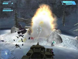 Scorpion Fun - Halo 1: Combat Evolved Screenshot Xbox