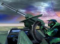 Warthog M41 LAAG Gun - Halo 1: Combat Evolved Weapon
